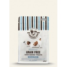 Laughing Dog Grain Free Fish Treats, 200g
