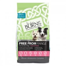 Burns Free From - Adult Duck and Potato 12kg