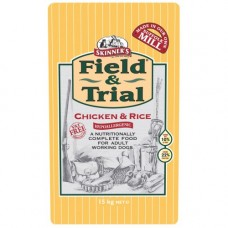 Skinners Field and Trial Chicken Hypoallergenic 15kg
