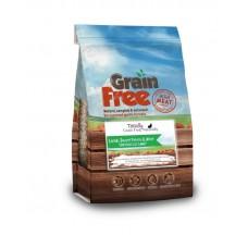 Totally Grain Free 50% Lamb, Sweet Potato and Mint 2kg