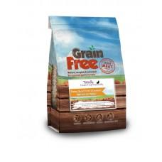 Totally Grain Free 50% Turkey, Sweet Potato, Cranberry 2kg