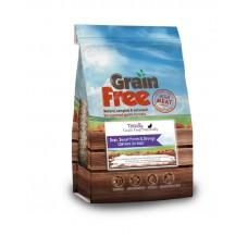 Totally Grain Free 50% Duck, Sweet Potato and Orange 2kg