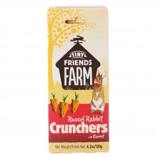 Supreme Tiny Friends Farm Russel Rabbit Crunchers 120g