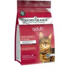 Arden Grange Adult Cat - Fresh Chicken & Potato 4kg