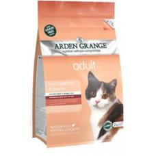 Arden Grange Adult Cat - Fresh Salmon & Potato 2kg