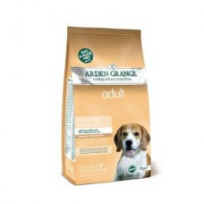 Arden Grange Adult Dog rich in Fresh Pork and Rice 12kg