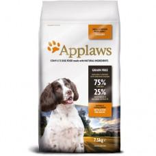 Applaws Adult Small/Medium Chicken 2kg