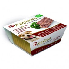 Applaws Dog Pate Chicken & Vegetables 7x150g
