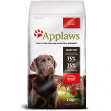Applaws Adult Large Breed Chicken 2 x 7.5kg (15kg)
