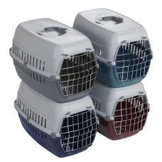 Road Runner Small Wire Door Pet Carrier Classic Colours