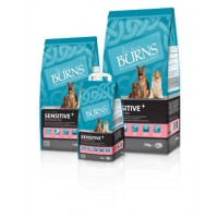Burns Sensitive Duck and Brown Rice 15kg