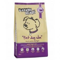 Barking Heads Fat Dog Slim Chicken and Rice 2kg
