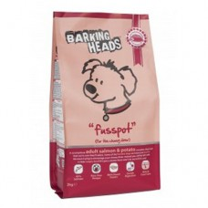 Barking Heads Golden Years - Chicken and Trout 2kg