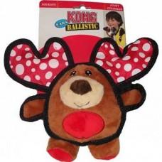 Kong Ballistic Ears - Christmas Reindeer