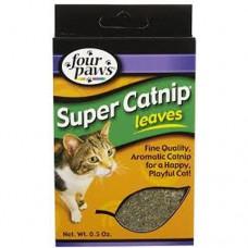 Four Paws Super Catnip Leaves & Blossom 0.05oz