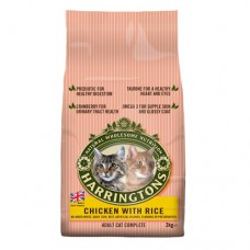 Harringtons Cat Chicken and Rice 2kg