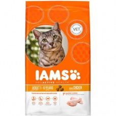 Iams Cat Adult with Roast Chicken 10Kg