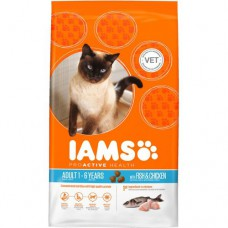 Iams Cat Adult with Wild Ocean Fish 3kg