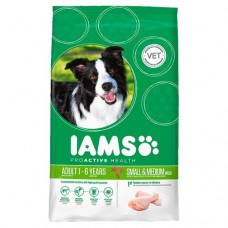 Iams Adult Dog - Small / Medium Breed 12kg