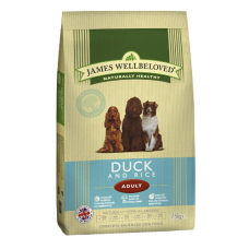 James Wellbeloved Adult - Duck & Rice 15Kg