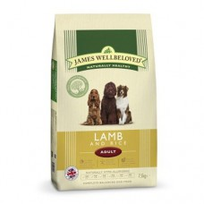 James Wellbeloved Adult - Lamb & Rice 15kg