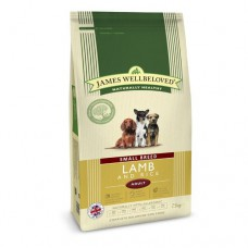 James Wellbeloved Adult - SMALL BREED Lamb and Rice 1.5kg