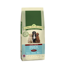James Wellbeloved Adult - LARGE BREED Duck & Rice 15kg