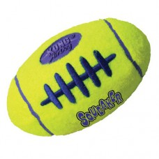 Kong Air Dog Squeaker American Football Large