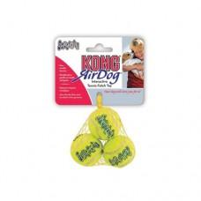 Kong Air Dog Tennis Balls XSmall 1½ Inch, 3 Pack