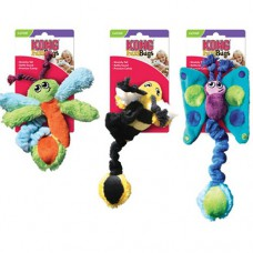 Kong Cat Toy Fuzz Bugs Assorted