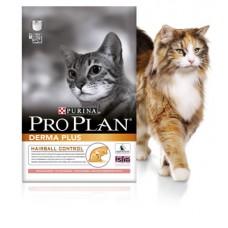 Pro Plan Derma Plus Hairball Control 1.5kg