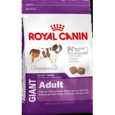 Royal Canin 2 x Giant Adult 15kg (30kg)