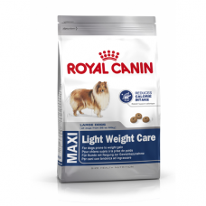 Royal Canin 2 x Maxi Light Weight Care 10kg (20kg)