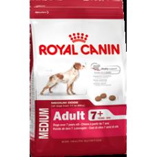 Royal Canin 2 x Medium Adult +7 15kg (30kg)