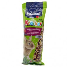 Vitakraft Kracker Rabbit Wild Berries Stick 112g