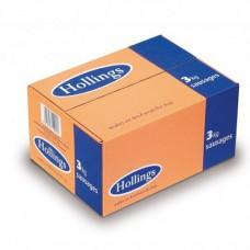 Hollings Dried Sausages 3kg Bulk Box