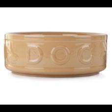 Mason Cash Lettered Dog Bowl 5