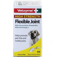 Vetzyme Flexible Joint Tablets - High Strength 90 Tablets
