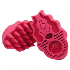 Kong Zoom Groom for Dogs Pink