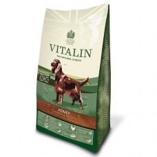 Vitalin Natural Adult Chicken and Potato 12kg x2 (24kg)