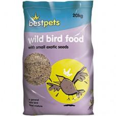 Bestpets Wild Bird 20kg