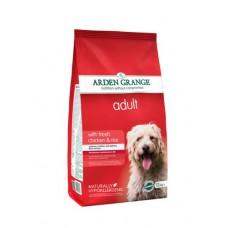 Arden Grange Adult Dog with Fresh Chicken & Rice 12kg