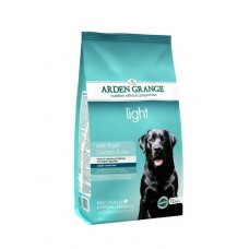 Arden Grange Adult Dog Light 12kg